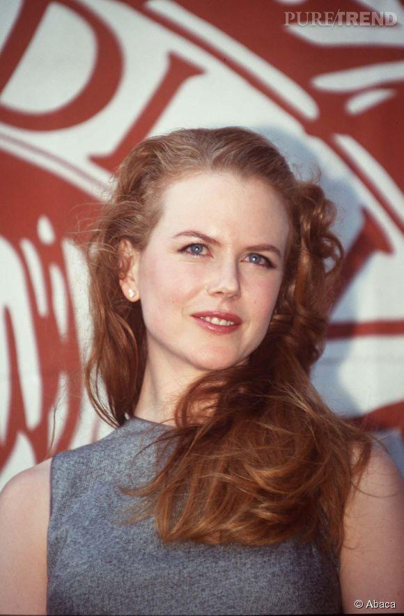 Nicole Kidman, au Festival du film de Venise en 1999.