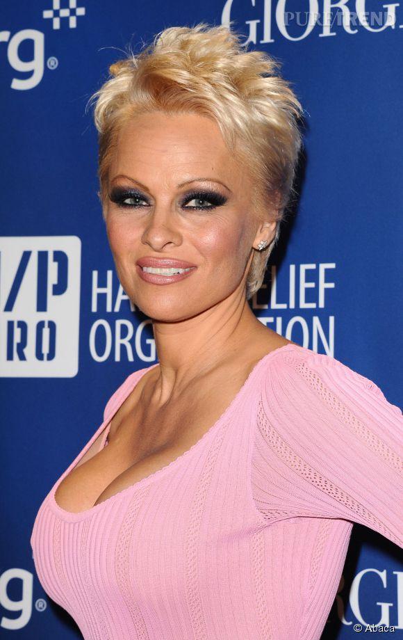 Pamela Anderson, célibataire la plus convoitée du moment ?