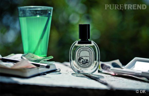Diptyque célèbre son parfum culte Philosikos, senteur au figuier.