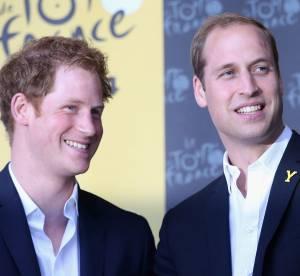 Les Princes William et Harry : le selfie royal inattendu et pas très sérieux