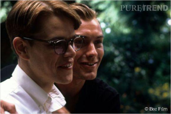 """""""Le talentueux Mr. Ripley"""" avec Matt Damon et Jude Law."""