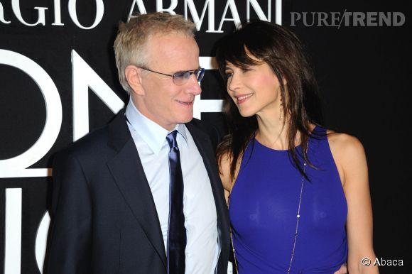 Sophie Marceau et Christophe Lambert se sont séparés.