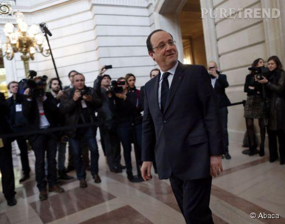 François Hollande dément les rumeurs de mariage avec Julie Gayet.