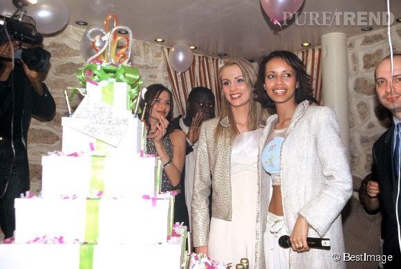 Elodie Gossuin a fêté ses 20 ans pendant son année de règne.