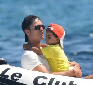 """Cristiano Ronaldo et son fils """"Jamais on ne saura qui est la maman du bébé"""""""
