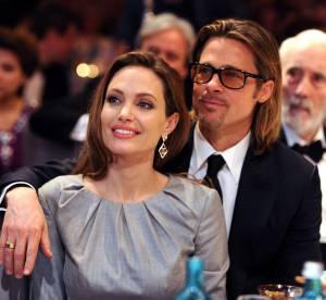Brad Pitt et Angelina Jolie : ils s'envoient des lettres d'amour !