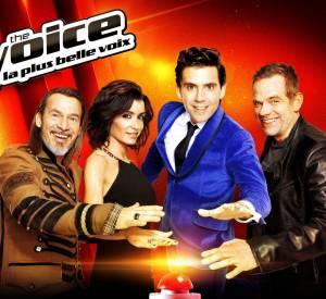 """Le chanteur Mika a rejoint Garou, Jenifer et Florent Pagny sur """"The Voice 3"""", Louis Bertignac le remplacera-t-il ?"""