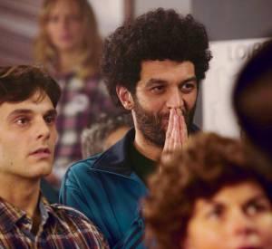 """Pio Marmai et Ramzy Bédia dans le film """"Des lendemains qui chantent"""", au cinéma le 20 août 2014."""