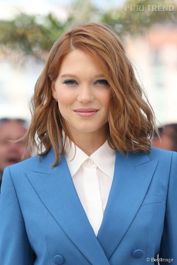 Léa Seydoux, prochaine James Bond girl de choc ? La rumeur court.