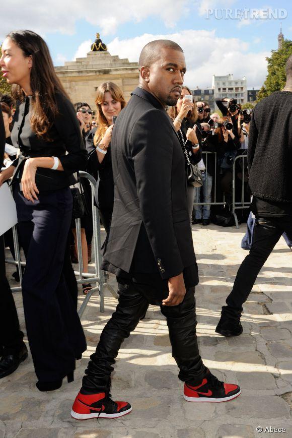 Kanye West et les paparazzi ne sont pas franchement copains...
