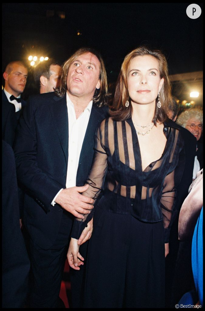 carole bouquet et g rard depardieu deux com diens incontournables du cin ma fran ais qui se. Black Bedroom Furniture Sets. Home Design Ideas