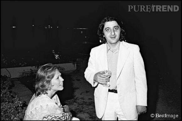 jean pierre rassam le grand amour de carole bouquet le producteur est dcd en 1985 la laissant seule avec un fils - Carole Bouquet Mariage 1991