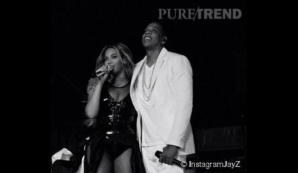Beyoncé et Jay-Z sont les rois de la communication et du monde !