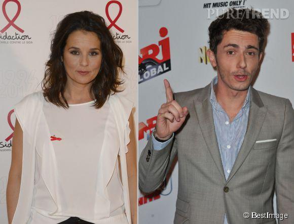 "Faustine Bollaert et Guillaume Pley animeront ""Rising Star"" sur M6."