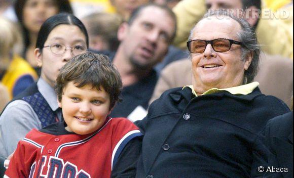 Raymond et Jack Nicholson, bienheureux de père en fils.