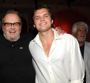 Jack Nicholson : son fils Raymond, 22 ans et super canon