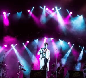 La Roux fait son grand retour en France à Rock en Seine le 24 août 2014.