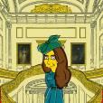 Kate Middleton, ses meilleures tenues dessinées par  Alexsandro Palombo.