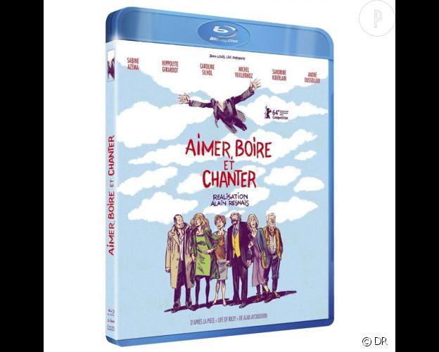 Les DVD du mois d'août.