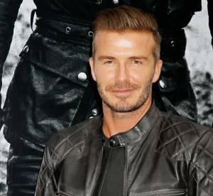 David Beckham : tatouages et blouson noir, il se réinvente en biker viril