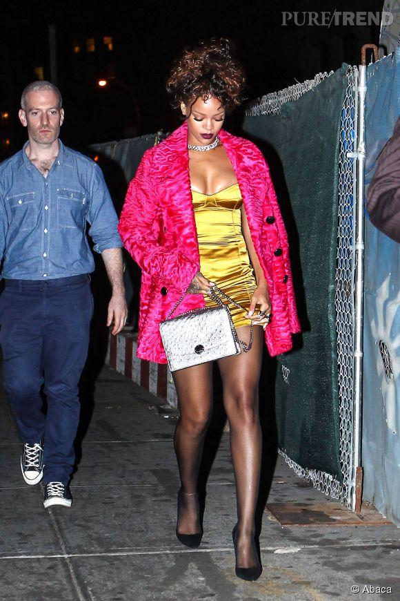 Rihanna, so 80's.