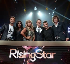 """Cathy Guetta fait partie du jury de """"Rising Star"""" qui débutera le 25 septembre 2014 sur M6."""