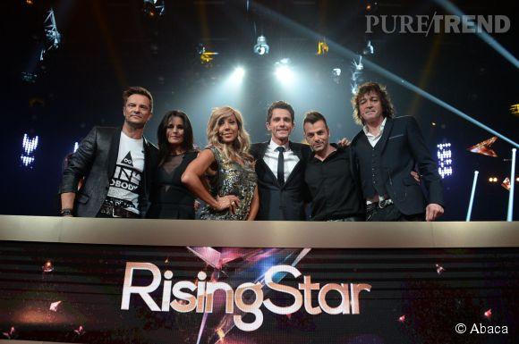 """Cathy Guetta fait partie du jury de """"Rising Star"""" qui débutera le 25 septembre 2014 sur  M6 ."""