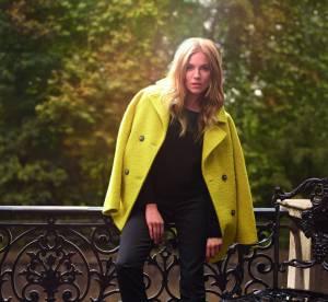 Sienna Miller : Londonienne stylée pour Caroll