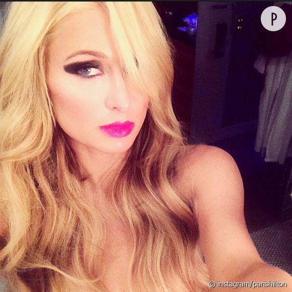 Paris Hilton ne sait plus trop quoi inventer pour faire parler d'elle.