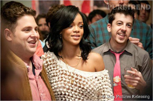 """Rihanna actrice dans """"C'est la fin"""", sera-t-elle bientôt James Bond girl ?"""