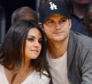 Mila Kunis et Ashton Kutcher, parents d'une petite fille !