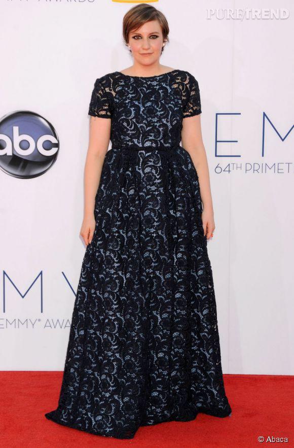 """Lena Dunham sort son livre """"Not that kind of girl"""" le 9 octobre prochain en France."""