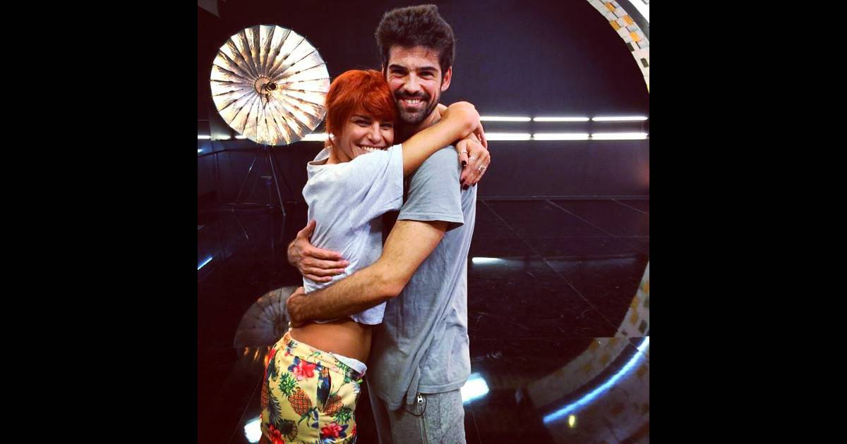dals 5 fauve hautot et miguel angel munoz le couple dont tout le monde r ve puretrend. Black Bedroom Furniture Sets. Home Design Ideas