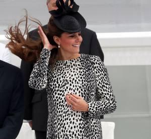Kate Middleton enceinte : les premières photos de sa grossesse !