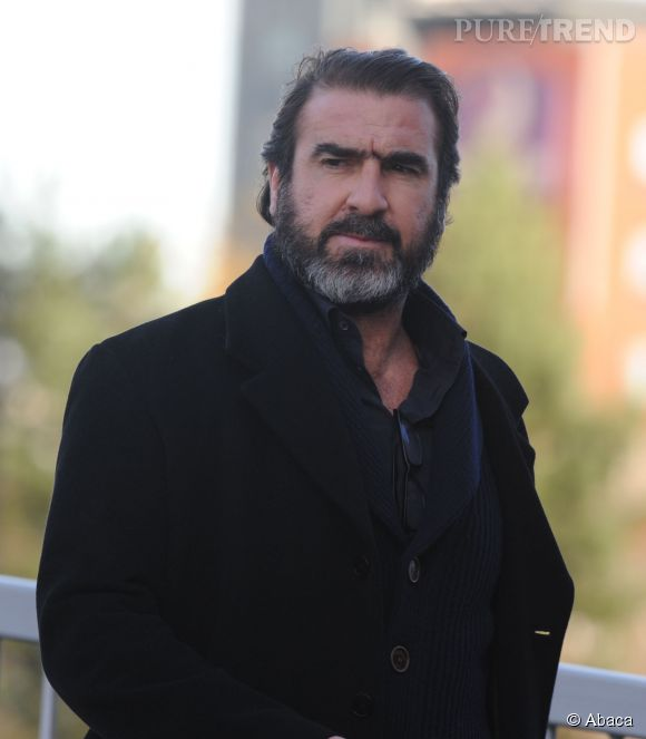 Éric Cantona a su se recycler après sa grande carrière dans le football.