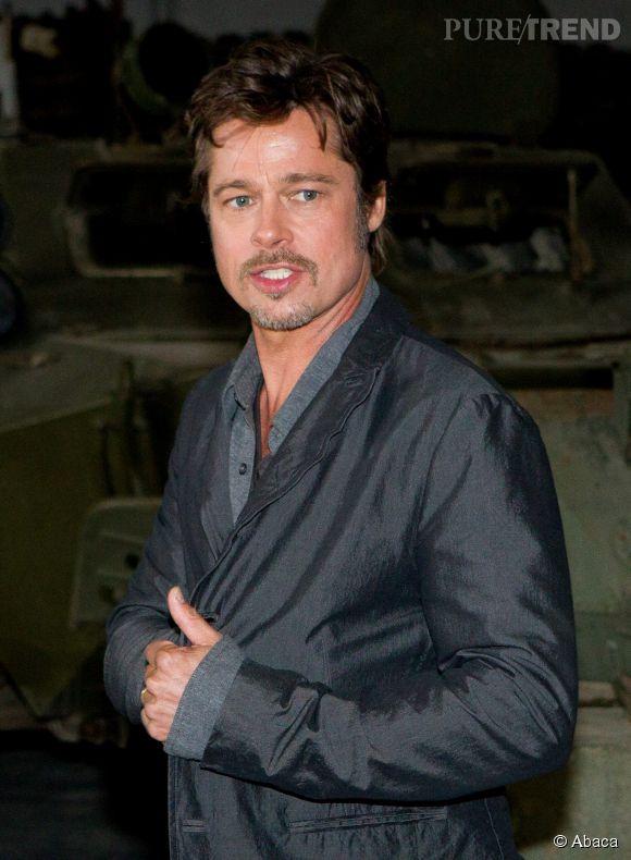 Enfin, pour finir en beauté, il a le nez de Brad Pitt !