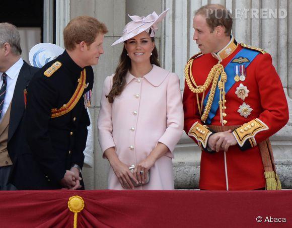 Kate Middleton et le prince William accueilleront leur deuxième enfant en avril 2015.