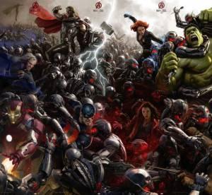 Marvel : ils dévoilent leur films jusqu'à 2019 !