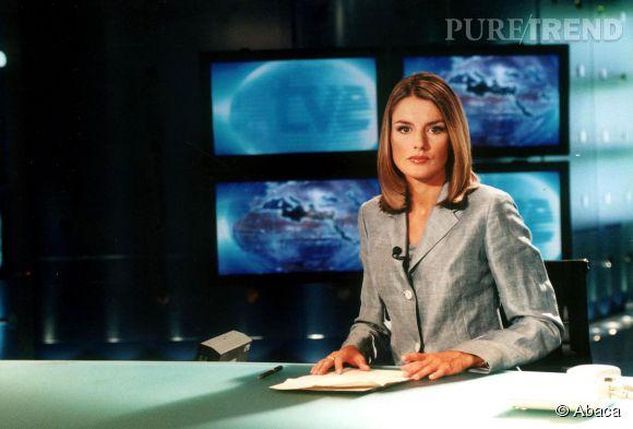 Letizia Ortiz était une journaliste reconnue avant d'épouser le prince Felipe d'Espagne.