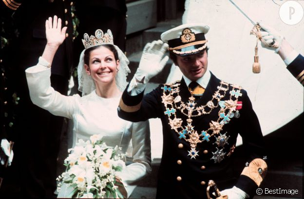 Silvia Sommerlath travaillait à l'ambassade d'Argentine à Munic lorsqu'elle a rencontré le prince héritier.