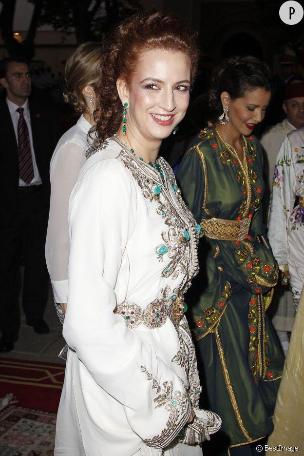 Salma Bennani, reine du Maroc, est ingénieure en génie informatique.