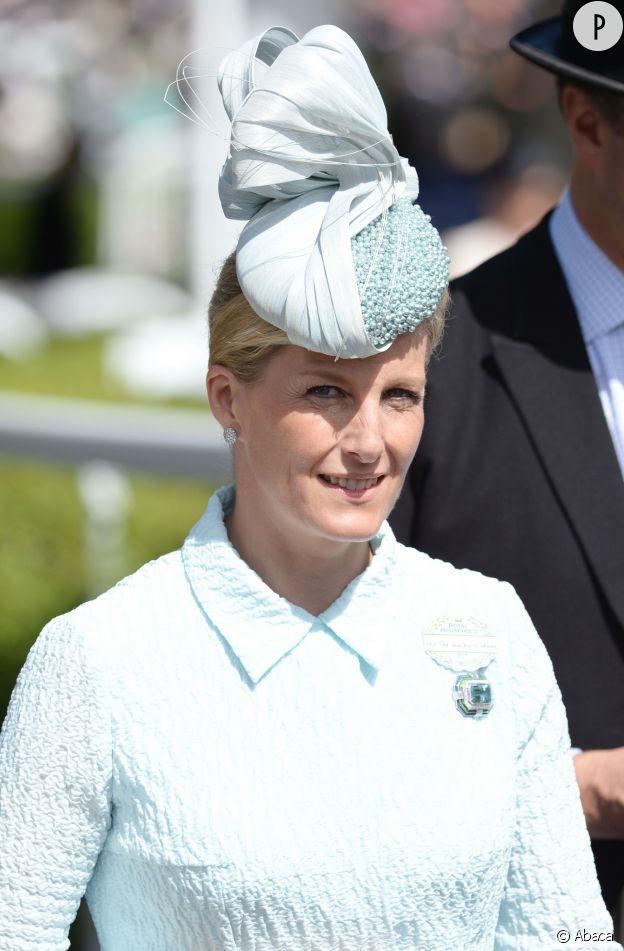 Avant de devenir comtesse, Sophie Wessex dirigeait une société de relations publiques.