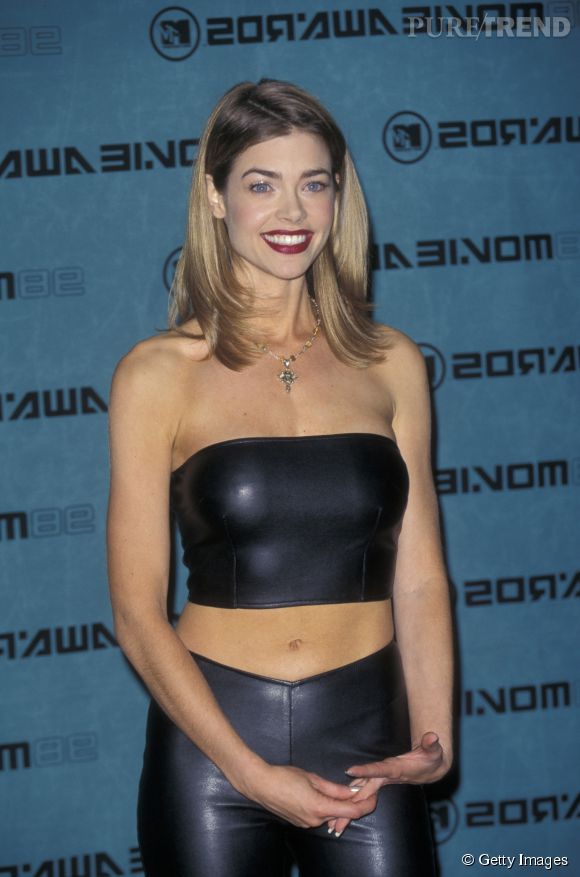 Denise richards faux seins