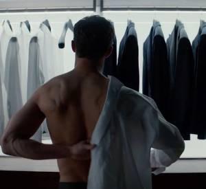 "Nouveau teaser du film ""Fifty Shades of Grey"" avec Jamie Dornan."