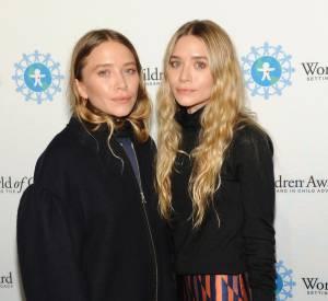 Avant, Mary-Kate et Ashley se ressemblaient mais ça, c'était avant.