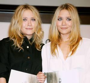 Il n'y a pas si longtemps que ça, les jumelles Olsen se ressemblaient encore.