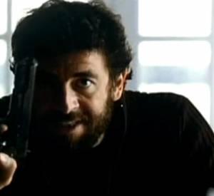 """Patrick Bruel dans le film """"El Lobo""""."""