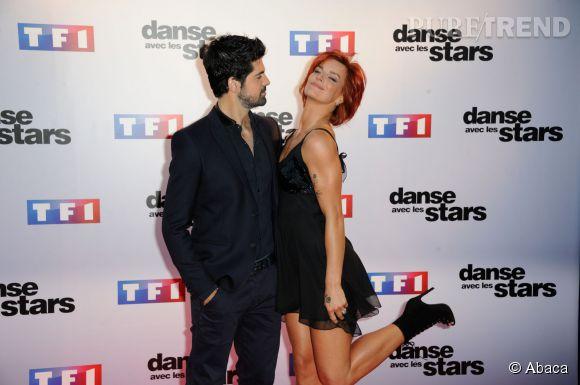 """Fauve Hautot et Miguel Angel Munoz, éliminés cette semaine de """"Danse avec les stars 5"""". Tristesse."""