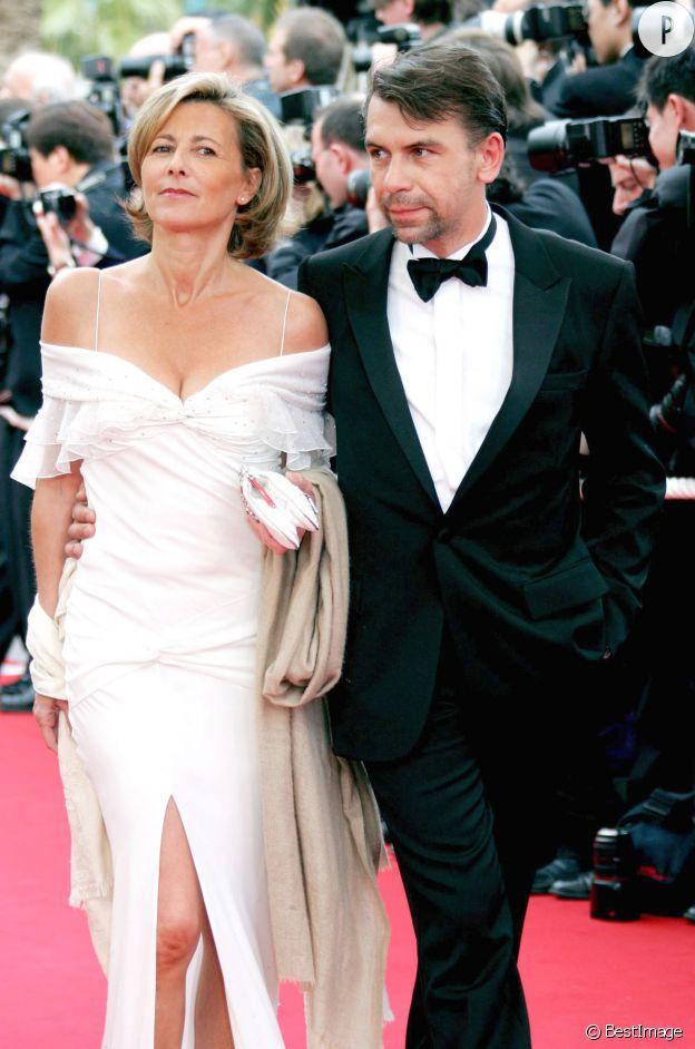 Claire Chazal au Festival de Cannes 2004.