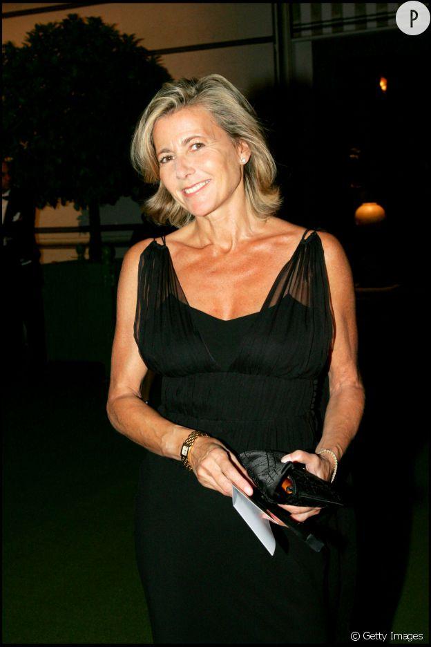 Claire Chazal en 2006.